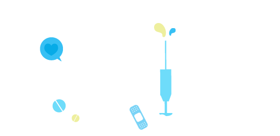 Caring medical team (doctors, nurses)
